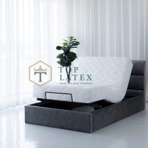 เตียงปรับระดับไฟฟ้า ขนาด 3.5 ฟุต TopLatex